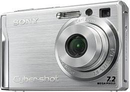 Sony Cybershot DSC-W80
