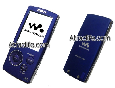 Sony Walkman NW-A800