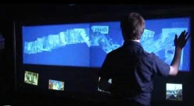 Multi Touch Screen Demo