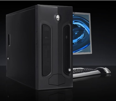 AlienWare MJ-12 8550i Workstation