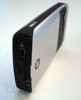 E-Ten Glofiish X800 HSDPA PDA Phone