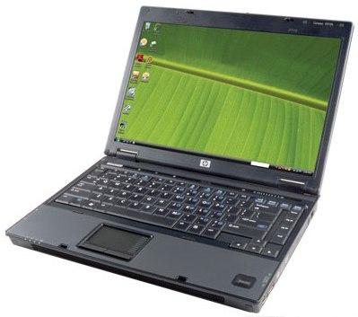 HP Compaq 6515b Notebook ATI VGA 64x