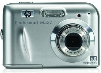 HP Photosmart M537 Digital Camera
