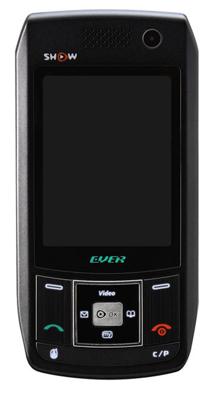 KTF EV-W100 HSDPA phone