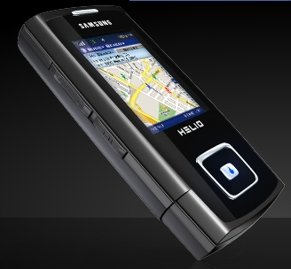 Helio Heat 3G phone with GPS