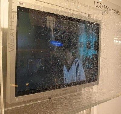 Sanyo 42LM4WPR-E Waterproof HD-Ready TV