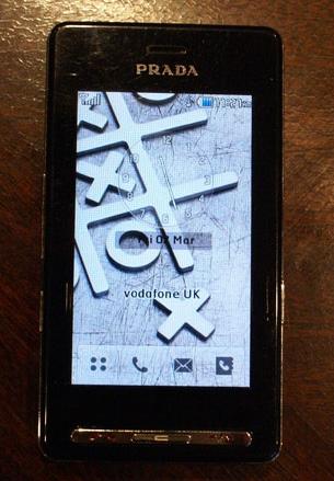 LG Prada Phone/LG KE850