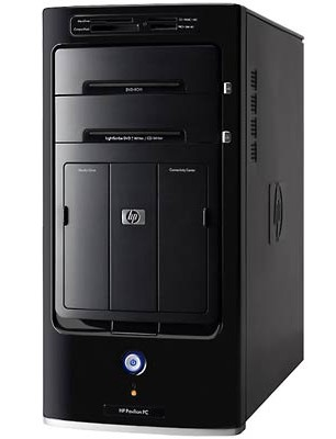 HP Pavilion Media Center m8000