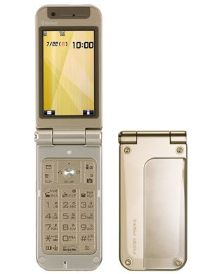 NTT DoCoMo Panasonic P904i