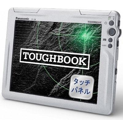 Panasonic ToughBook CF-08