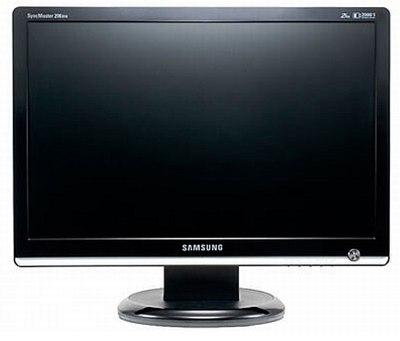 Samsung SyncMaster 206BW-R LCD