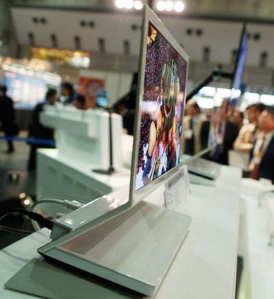 Sony 3mm Ultra-Thin OLED Displays