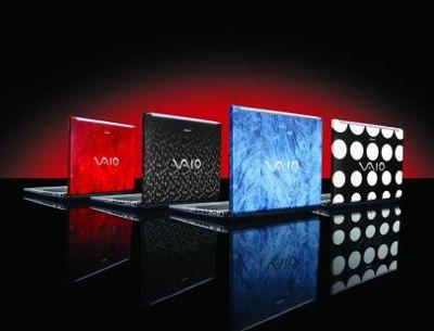 Sony Vaio VGN-FE890 Graphic Splash Edition