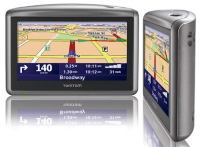 TomTom ONE XL Personal GPS