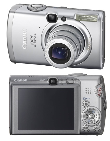 Canon IXY DIGITAL 810 IS