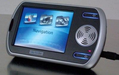 Maplin AYTOBE GPS Device