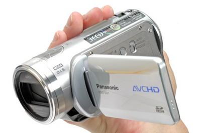 Panasonic HDC-SD1 AVCHD
