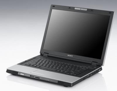 Sony VAIO VGN-BX40