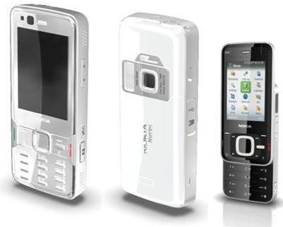 Nokia N81 and N82?