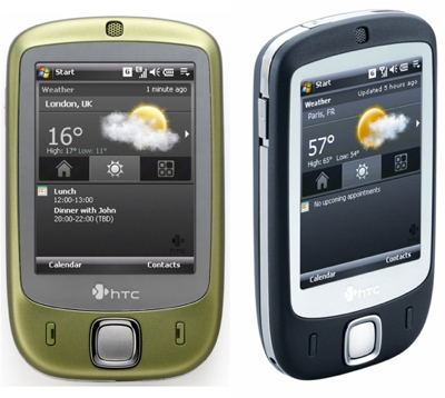 HTC Touch PDA Phone