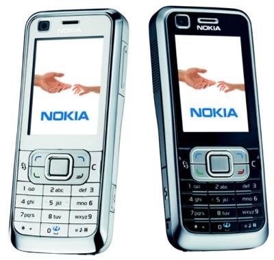 Nokia 6120 Classic Phone