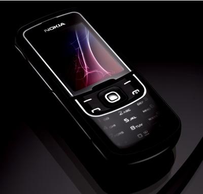 Nokia 8600 Luna Phone