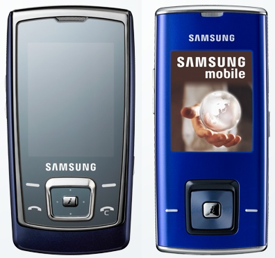 Samsung SGH-E840 and SGH-J600 Mobile phones