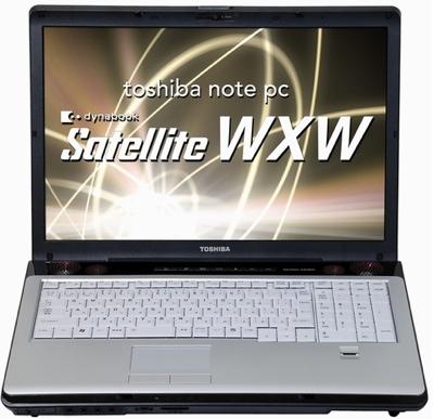 Toshiba dynabook Satellite WXW/79CW