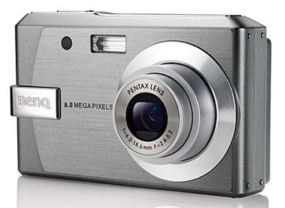 BenQ E820 Digital Cameras