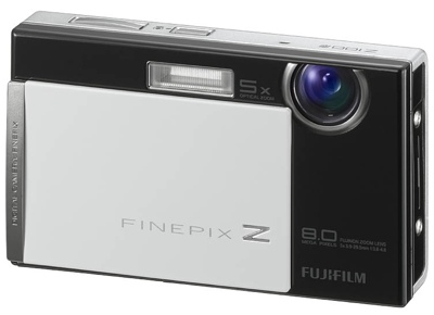 Fujifilm FinePix Z100fd Digital Camera