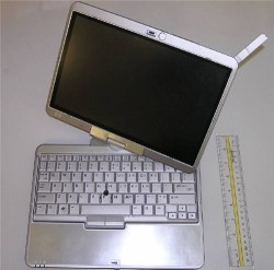 HP Compaq (Optimator) 2710p Tablet PC