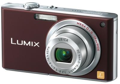 Panasonic Lumix DMC-FX33