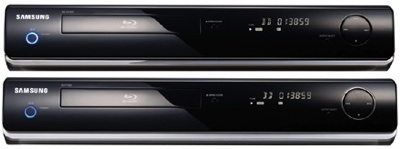 Samsung BD-P2400 and BD-P1400