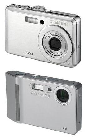 Samsung L830 and L83T