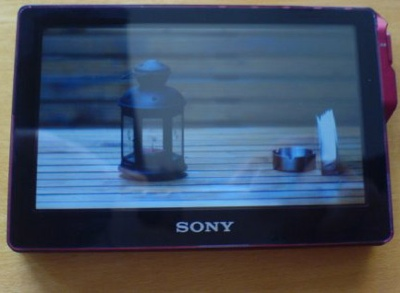 Sony PMX-M70 PMP in the wild