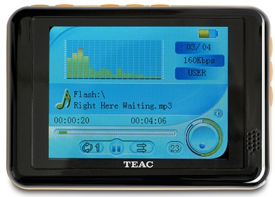 TEAC MP-600 PMP