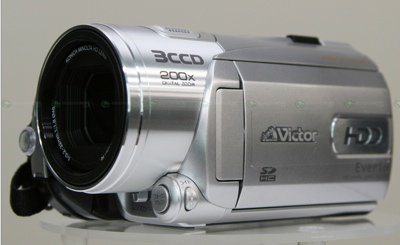 Victor JVC Everio GZ-HD3