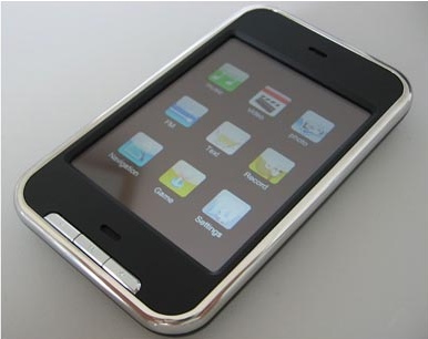 i-Fighting FT4021 - Another iPhone Clone