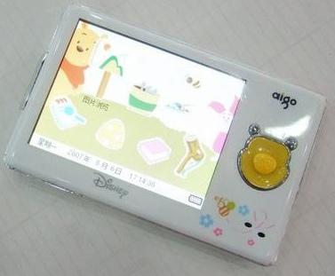 Aigo MV5910 Winnie the Pooh PMP