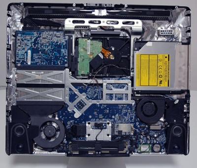 New Apple iMac Disassembled