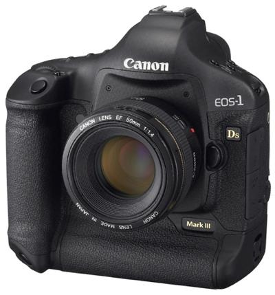 Canon EOS-1Ds Mark III Digital SLR