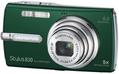 Olympus Stylus 830 Compact Camera