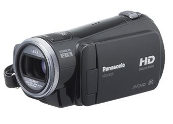 Panasonic HDC-SD5 HD Camcorder