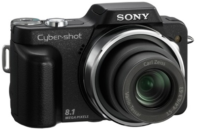 Sony Cyber-shot DSC-H3 Digital Camera