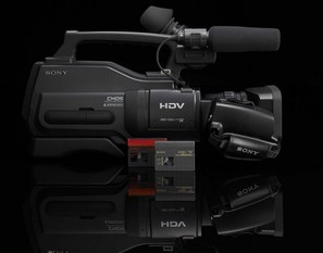 Sony HVR-HD1000U HDV camcorder