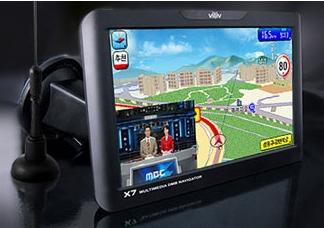 Yukyung Viliv X7 GPS / PMP Device