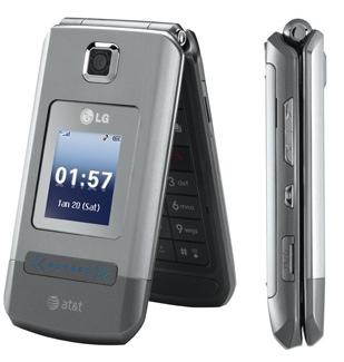 at&t LG CU575 Trax Music Phone