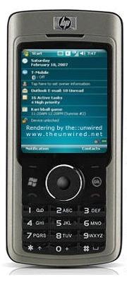 HP iPAQ 600 and iPAQ 900 PDA Smartphones