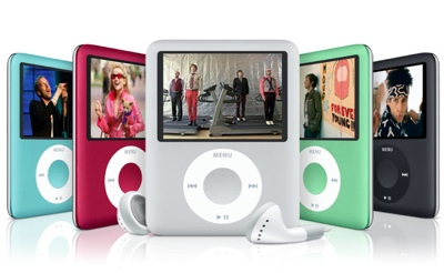 Apple iPod nano Gen 3