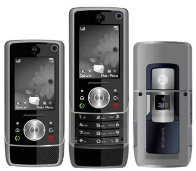 Motorola RIZR Z10 Music Phone